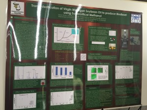 Kettering University Poster Session