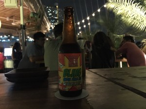 Thank you Singapore, and thank you Bridge Road for your BLING IPA
